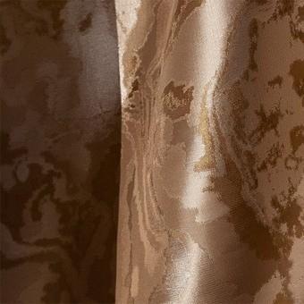 Tissu Nebula Gold Kirkby