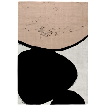 Liquid Rug by Pernille Picherit Gold Codimat Collection