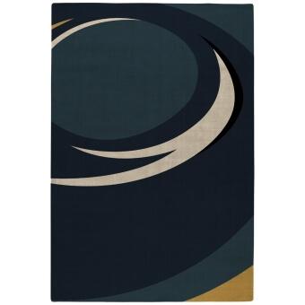 Tapis Swirl par Pernille Picherit Dark Codimat Collection