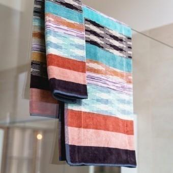 Ywan 2 towels set Turquoise Missoni Home