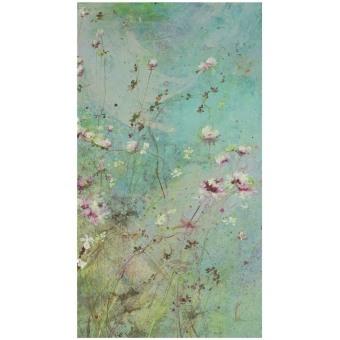 Waterlily Stole 110x220 cm Illustre