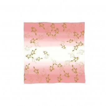 Golden Mistletoe RosaTablecloth 175x175 cm Bertozzi