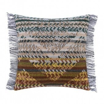Yannoulis Cushion Dark Missoni Home