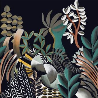 Artemis Panel Blanc/Multicolore Casamance