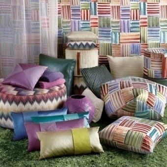 Phrae Fabric Multicolore Missoni Home