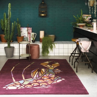 Emerging Fish Rug 140x200 cm Ted Baker