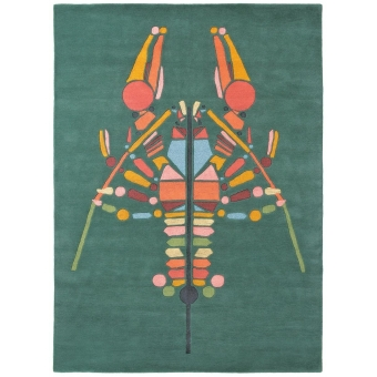 Emerging Lobster Rug 140x200 cm Ted Baker