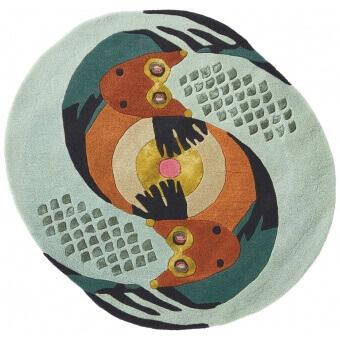 Zodiac Pisces Rug diamètre 100 cm Ted Baker