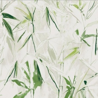 Carrizo Wallpaper Greenery Masureel