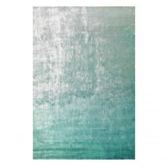 Eberson aqua rug 200x300 cm Designers Guild