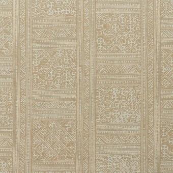 Ostuni Fabric Almond Andrew Martin