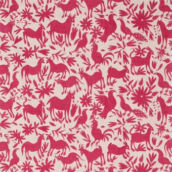 Maya Fabric Cactus Andrew Martin