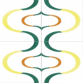 Alfred Comb Tile sol et mur - épaisseur 1 cm Cevi