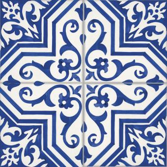 Marina Blu Tile Blu Cevi