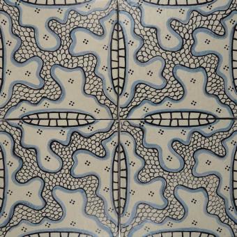 Fantasia Tile sol - épaisseur 1,9 cm Le Nid