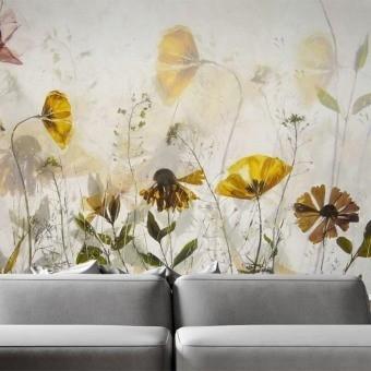 Flower Party Panel Fleurs Artwallz Paris