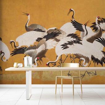 Sion Swann Panel Moutarde Artwallz Paris