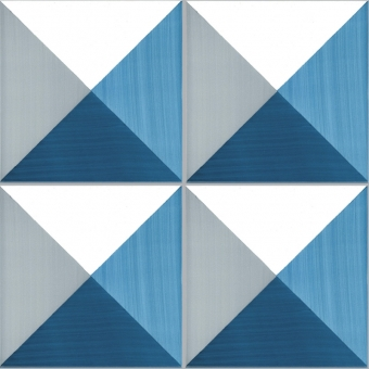 Ralph Comb Tile mur - épaisseur 1 cm Cevi