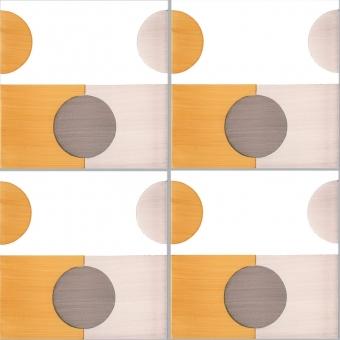 Drive-In Comb Tile sol et mur - épaisseur 1 cm Cevi