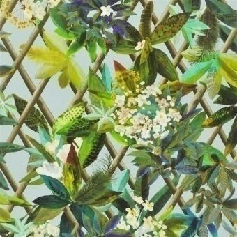 Papier peint Canopy Celadon Christian Lacroix