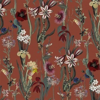 Flora Delanica Velvet Clay House of Hackney