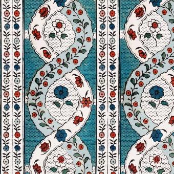 Panneau Spirale Bleu Le Grand Siècle