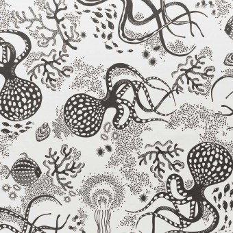 Aquatic Fabric White/Nori Littlephant