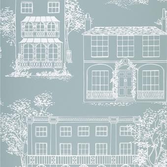 Papier peint Hampstead Clover Little Greene