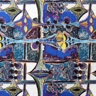 Javah Fabric Javah Lalie Design