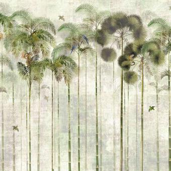 Panneau Jungle Greenery Masureel