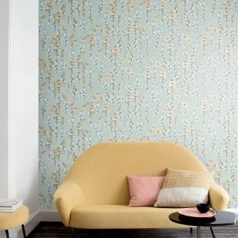 Formosa Wallpaper Amberlight Masureel