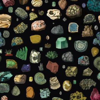 Crystals Panel Beige Bien Fait
