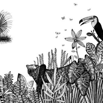 The Wild Panel 180x280 cm - 3 lés Bien Fait