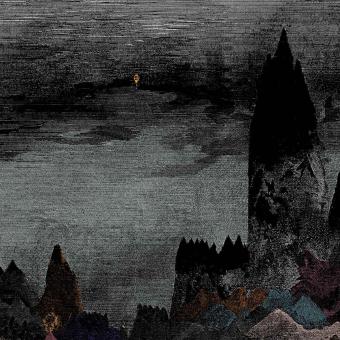 Carpates Celadon Panel 240x280 cm - 4 lés Bien Fait