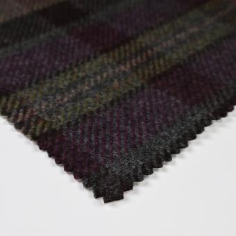 Bradwell Wool Throw Moss Ralph Lauren