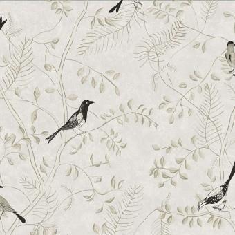Papier peint Nightingale Winter Masureel