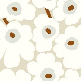 Papier peint Unikko Coton Marimekko