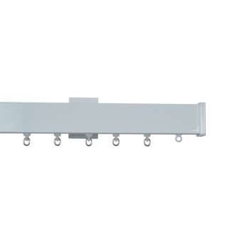 Cosmo aluminum rod right wall installation kit 180 cm Houlès