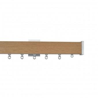 Cosmo Wood rod wall installation kit 180 cm Houlès