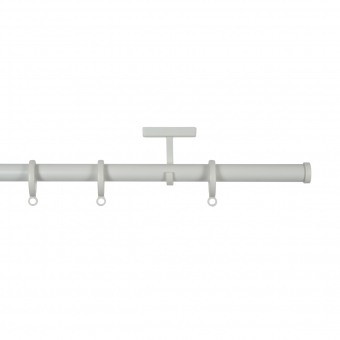 Bastide rod ceiling installation kit with rings 180 cm Houlès