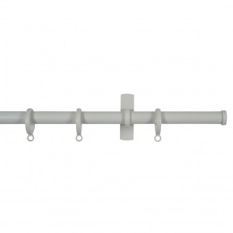 Bastide rod wall installation kit with rings 180 cm Houlès