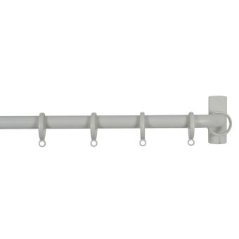 Bastide rod corner kit with rings 180 cm Houlès