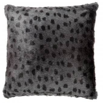 Ocelot Cushion Gris Nobilis