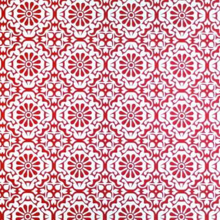 Papier peint Daisy Catalina Estrada Red 1280086 Catalina Estrada