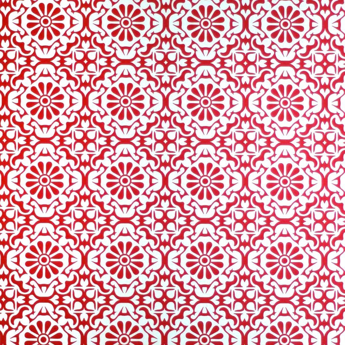 Papier Peint À Motifs avec papier peint daisy - catalina estrada