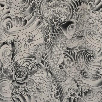 Komodo Fabric Beige Jean Paul Gaultier