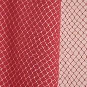 Tissu Cabaret Graphite Jean Paul Gaultier
