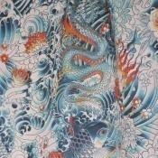 Tissu Rock Bengale Jean Paul Gaultier