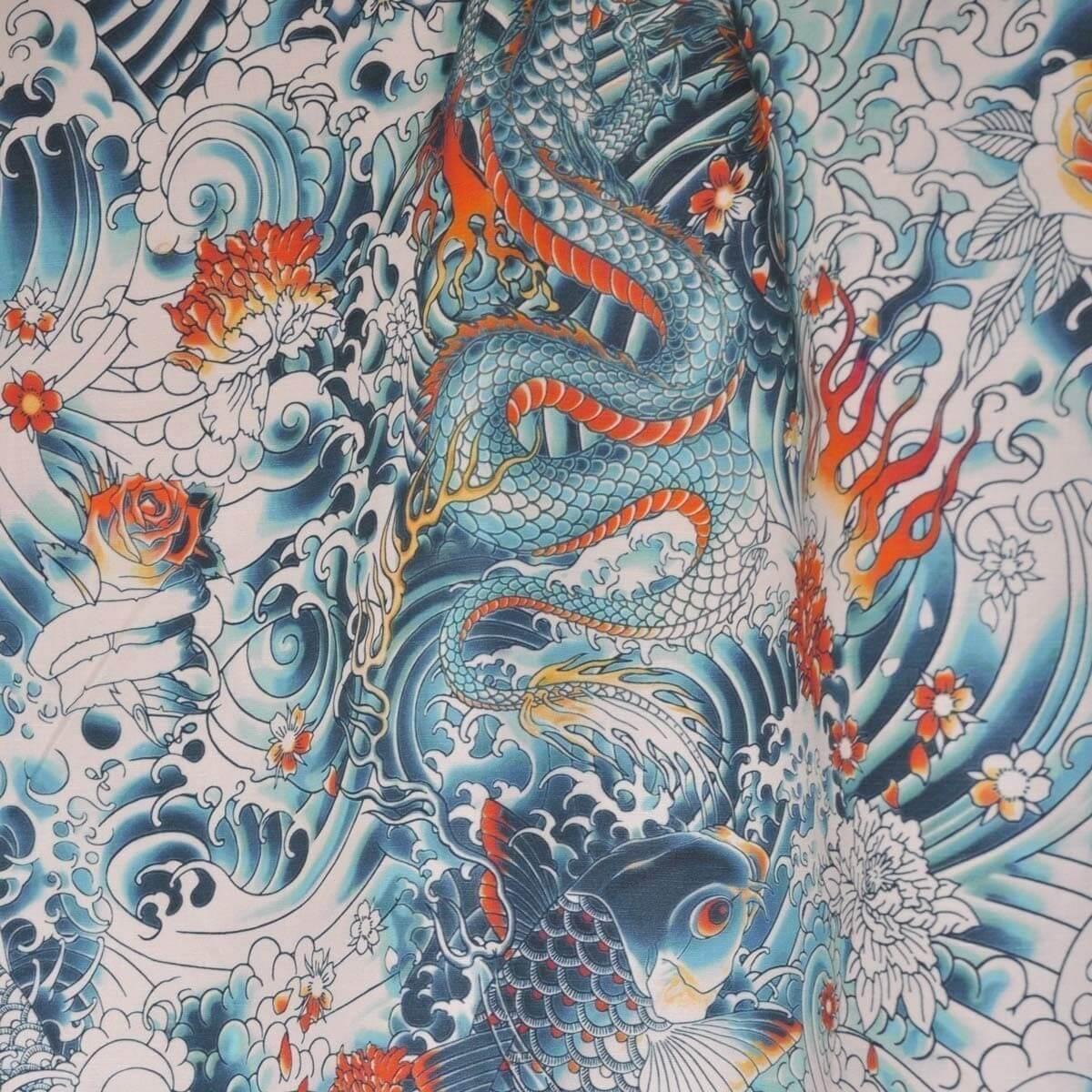Tissu rock jean paul gaultier for Tissu exterieur impermeable au metre