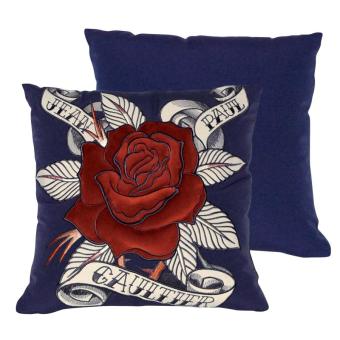 Morphing Cushion Gold Jean Paul Gaultier